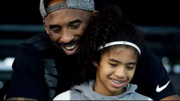 Kobe, Gianna Bryant honored with public memorial at Staples Center