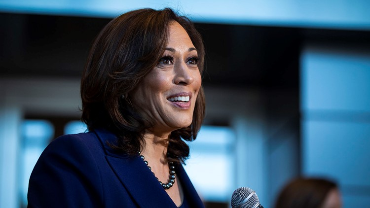 Kamala Harris presidential announcement