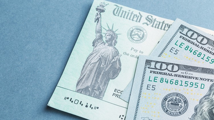 Social Security COVID stimulus checks should start arriving Wednesday
