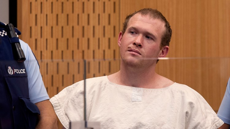 New Zealand Mosque Shootings Brenton Tarrant