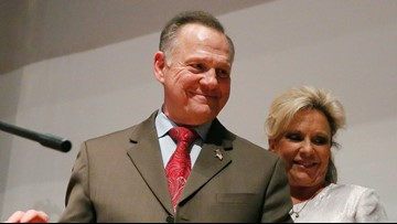 Roy Moore announces another run for US Senate
