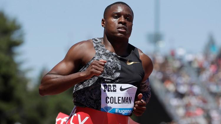 US sprint star & VFL Christian Coleman could face ban over missed drug tests