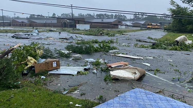 12 dead in Alabama due to Claudette, including 10 children