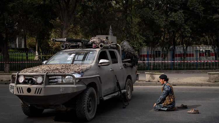 UN and Afghanistan's Taliban, figuring out how to interact