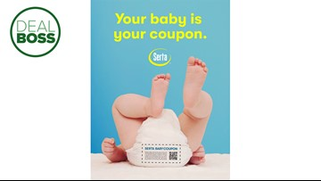 'Your Baby is Your Coupon': what new parents should know about Serta's unique promotion