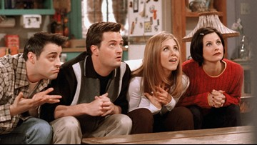 'Friends' heading to movie theaters for 25th anniversary screenings