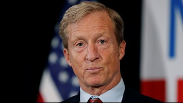Billionaire Tom Steyer running for president after saying he wouldn't