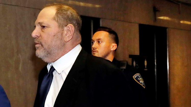 Judge decides important Harvey Weinstein hearing to play out in secret