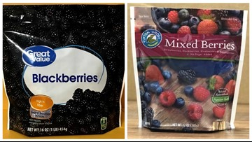 Check your freezer: Frozen blackberries recalled for possible norovirus