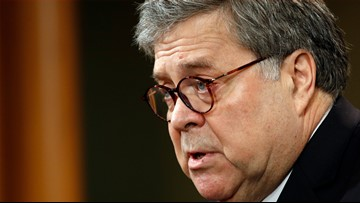 House committee votes to hold AG Barr in contempt
