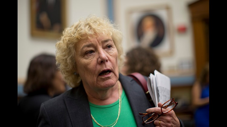 Rep. Zoe Lofgren asks Google CEO why she got Trump pictures when she searched for 'idiot'