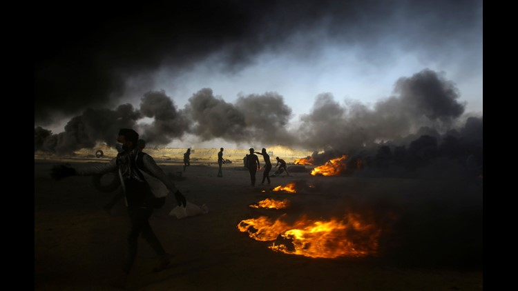 Israel says its planes bombed militant targets in Gaza Israel says its planes bombed milita