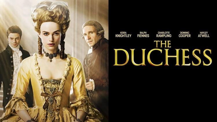 """""""The Duchess,"""" Netflix."""