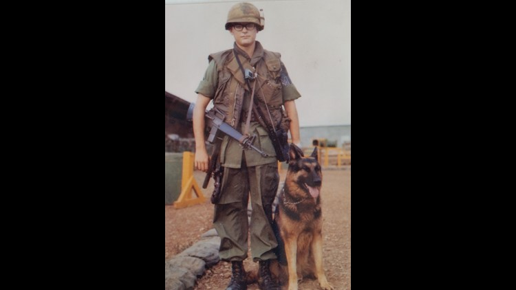5 000 military dogs went to vietnam not a single one came back