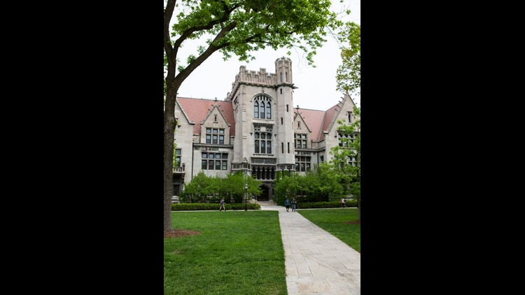 The University of Chicago announced Thursday it will not longer require undergraduate applicants to submit SAT or ACT scores.