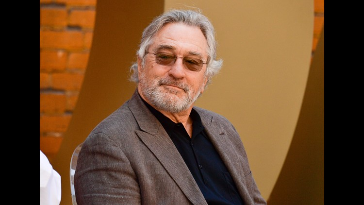 Robert De Niro on June 11, 2018 in Toronto, Canada.