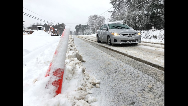 Ap Severe Weather North Carolina A Wea Usa Nc