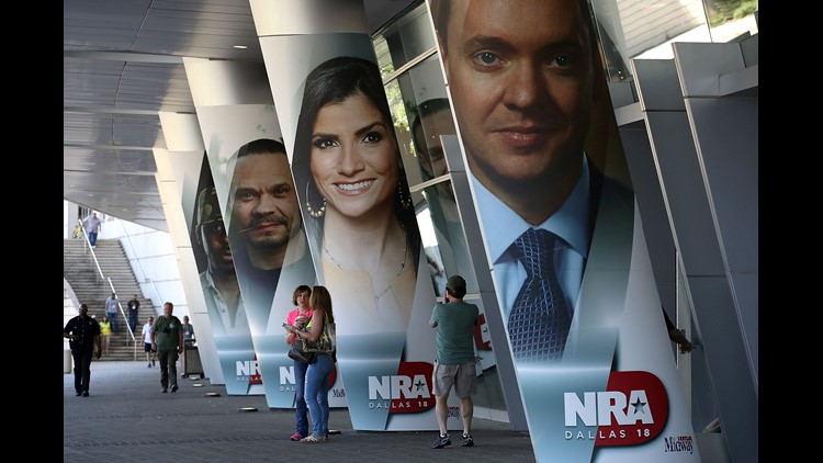 Protesters, Florida school shooting survivors to join 'National March on NRA'