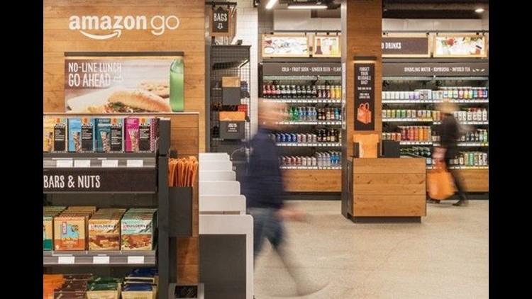 Amazon Go Expanding To Chicago, San Francisco