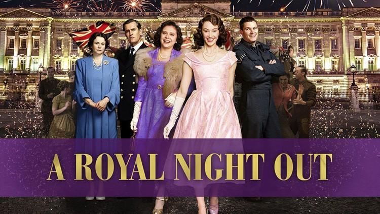 """Royal Night Out,"" on Netflix."