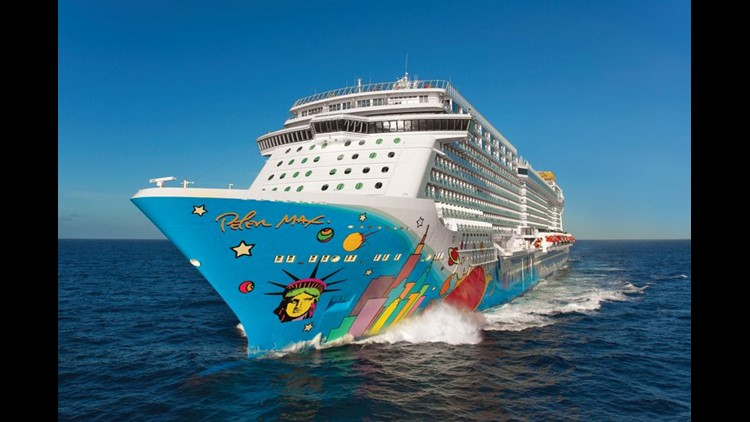 With Arrival Of Norwegian Breakaway New Orleans Gets It Biggest Cbs News 8 San Diego Ca