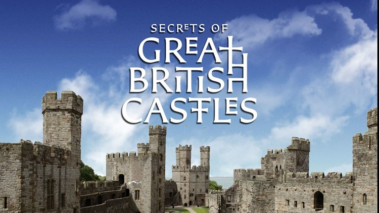 """Secrets of the British Castles,"" Netflix."