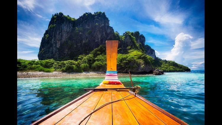 No. 10: Phuket, Thailand (93%)
