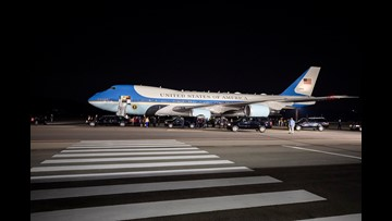Ask the Captain: Does Air Force One refuel in flight? | wbir.com
