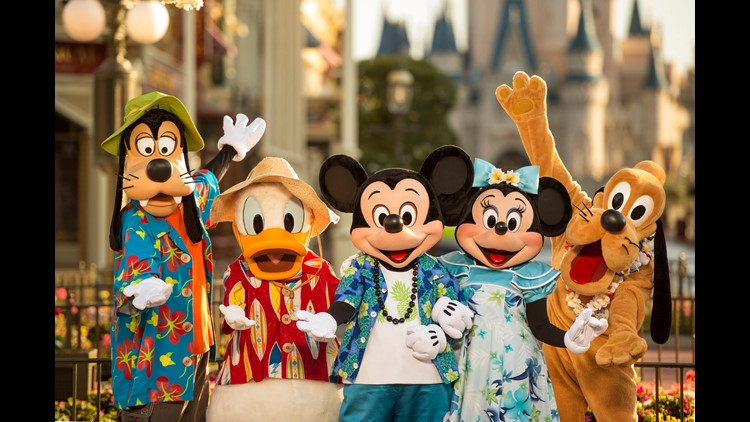 Walt Disney World Resort guests can chill out all summer long with cool thrills in the four Disney theme parks, spills at the two Disney water parks, Disney Character encounters, shopping, dining and many other unforgettable experiencesÑlike Frozen Summer
