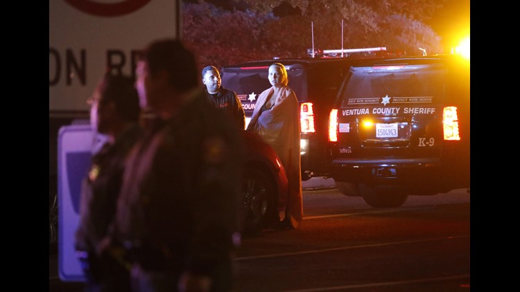 Live stream: Thousand Oaks shooting coverage - CBS News 8