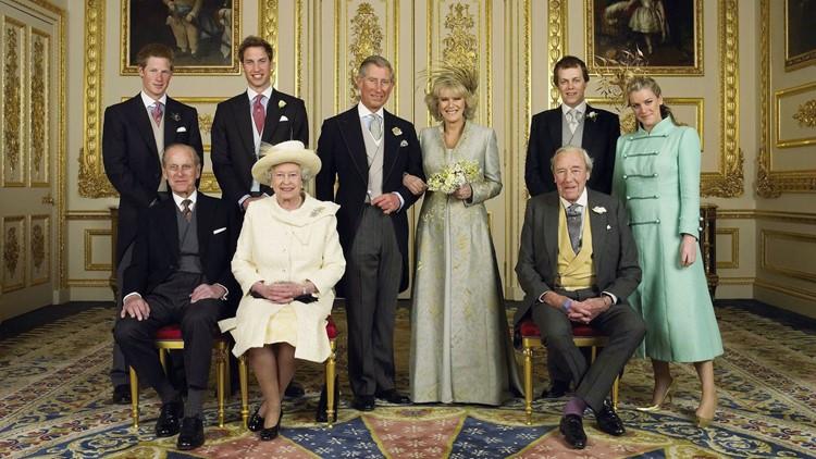 """""""The Royals,"""" Netflix."""