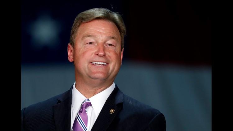 Nevada Senator Dean Heller