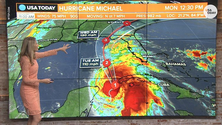 Hurricane Michael More Cruise Ships Alter Course As Category 2 Cbs News 8 San Diego Ca