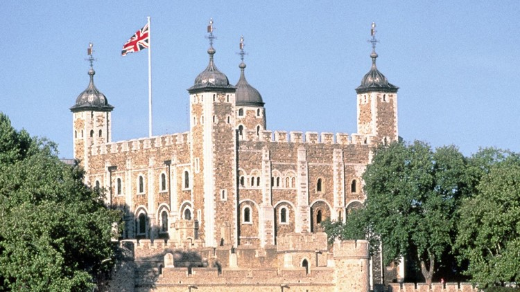 "Secrets of the Tower of London,"" Netflix."