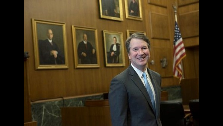 Brett Kavanaugh, U.S. Court of Appeals for the District of Columbia Circuit