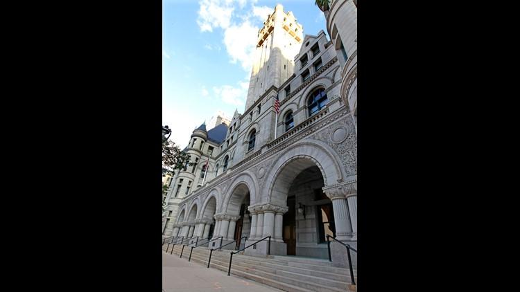 Milwaukee Federal Courthouse.