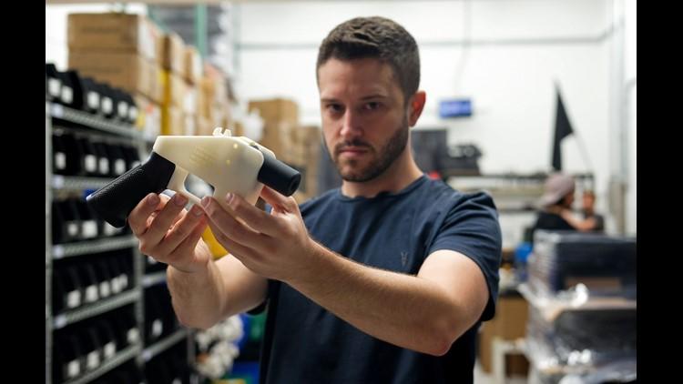 Police Launch International Manhunt for 3D-Printed Gun Activist Cody Wilson