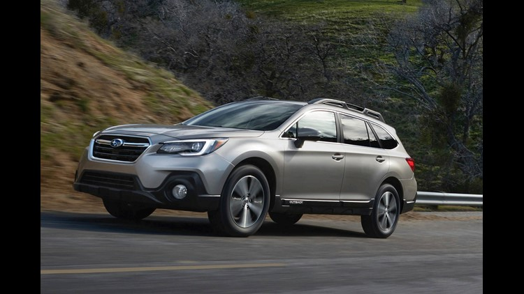 The 2018 Subaru Outback One Of Original Suv Alternatives Is Well
