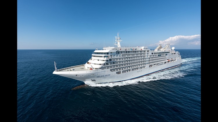 Silversea Cruises' 596-passenger Silver Muse is the line's new flagship.