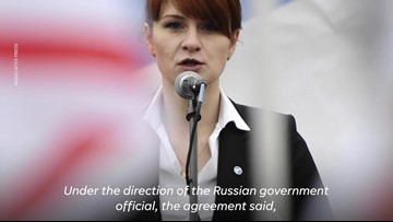 Maria Butina pleads guilty to conspiracy charge