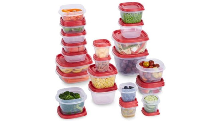 Food storage just got more organized.
