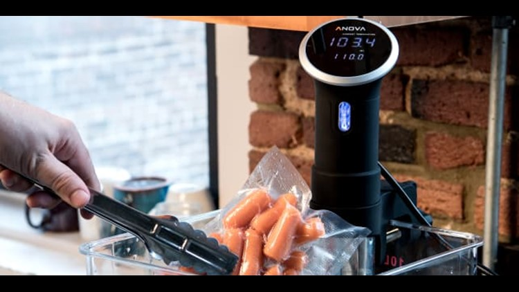 Sous vide is the hottest cooking skill to bring to your kitchen.