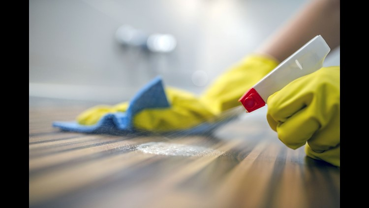 Household cleaning products can make kids overweight!