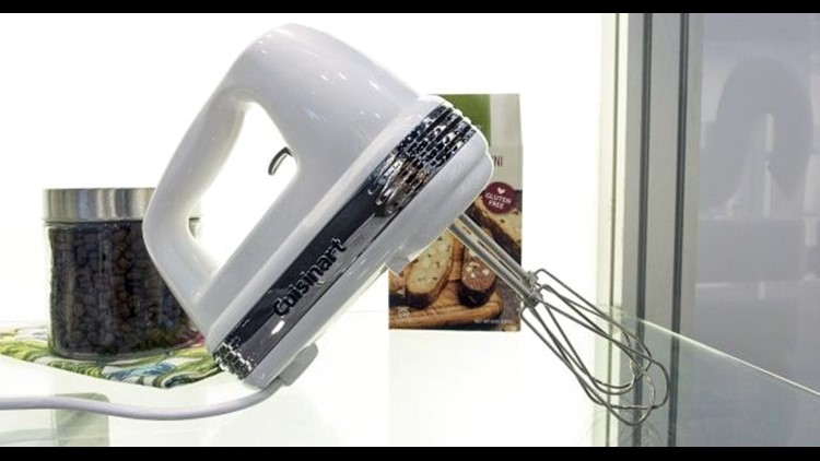 A great alternative to the stand mixer.