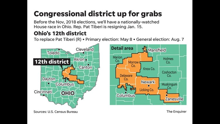 This Ohio Election Could Signal A Blue Wave Or Reinforce The G