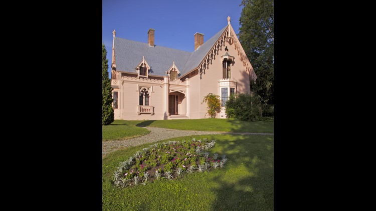The Morrill Homestead in Strafford hosts a homecoming for alumni and students of land-grant schools on Sunday.