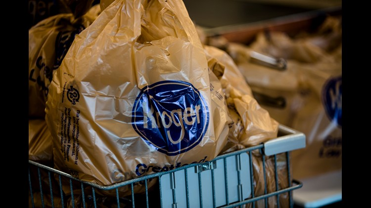 Kroger Newport Ky >> Kroger to kill plastic bags by 2025, will transition to ...