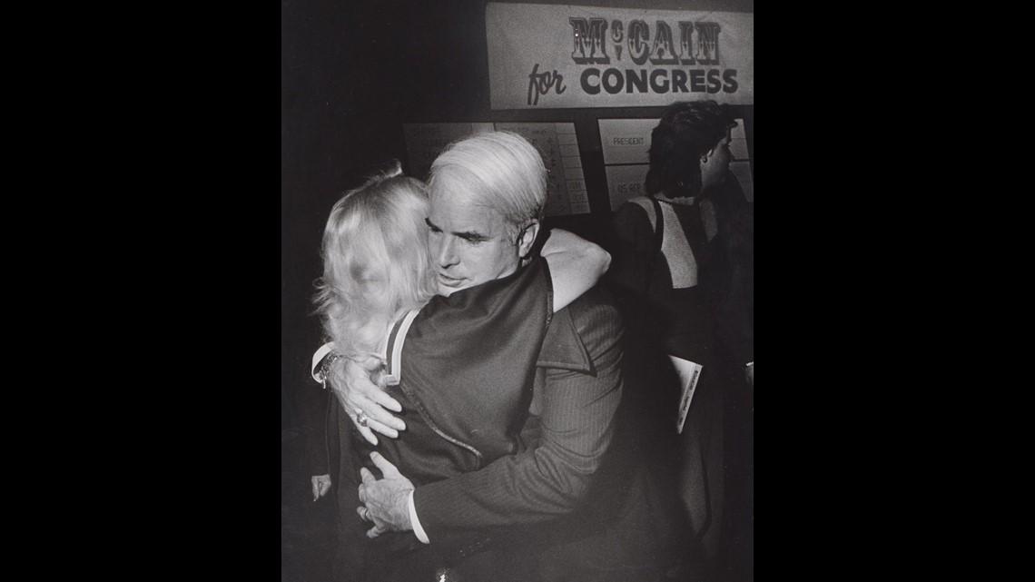 John McCain The Senate calls