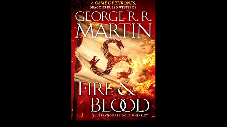 George RR Martin has news on two Game of Thrones books