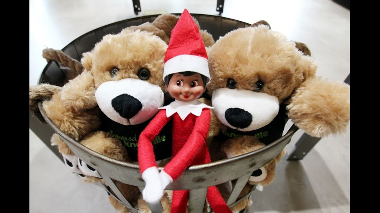 25 Places To Hide Your Elf On The Shelf This Holiday Season Cbs